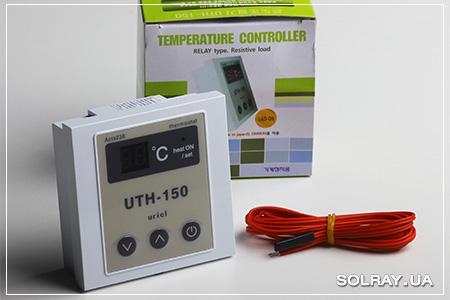 Купить термостат для электрического теплого пола